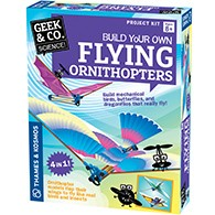 Flying Ornithopters Product Image Downloads