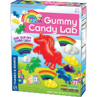 Rainbow Gummy Candy Lab Product Image Downloads
