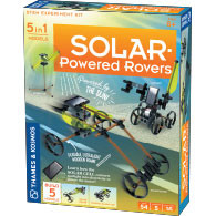 Solar-Powered Rovers Product Image Downloads