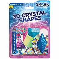 3D Crystal Shapes Product Image Downloads