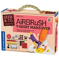 Airbrush T-Shirt Makeover Product Image Downloads