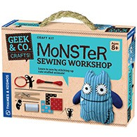 Monster Sewing Workshop Product Image Downloads