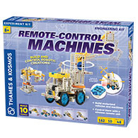 Remote-Control Machines Product Image Downloads