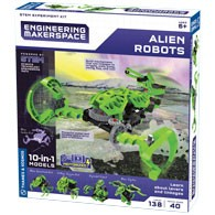 Engineering Makerspace Alien Robots Product Image Downloads