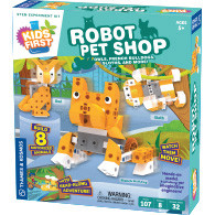 Kids First Robot Pet Shop Product Image Downloads