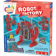 Kids First Robot Factory Product Image Downloads