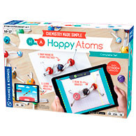 Happy Atoms Complete Set Product Image Downloads