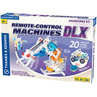 Remote-Control Machines DLX Product Image Downloads