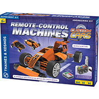 Remote-Control Machines: Custom Cars Product Image Downloads