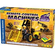 Remote-Control Machines: Construction Vehicles Product Image Downloads