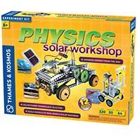 Physics Solar Workshop Product Image Downloads