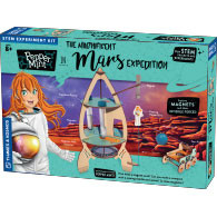 Pepper Mint in the Magnificent Mars Expedition product image downloads