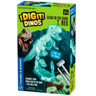 Glow in the Dark T. Rex Product Image Downloads