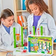 Ooze Labs Chemistry Station Editorial Image Downloads