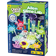 Ooze Labs Alien Slime Lab Product Image Downloads