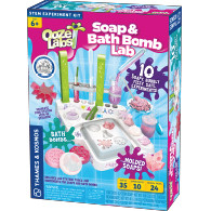 Ooze Labs Soap & Bath Bomb Lab Product Image Downloads