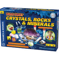 Kids First Crystals, Rocks & Minerals Product Image Downloads