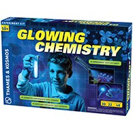 Glowing Chemistry Product Image Downloads