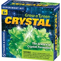 Grow a Green Crystal Product Image Downloads