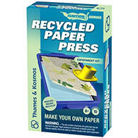 Recycled Paper Press Product Image Downloads