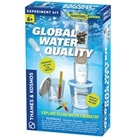 Global Water Quality Product Image Downloads