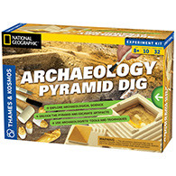 Archaeology: Pyramid Dig Product Image Downloads