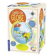 Kid's First Light Up Globe Product Image Downloads