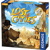Lost Cities Card Game Product Image Downloads