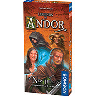 Legends of Andor: New Heroes Product Image Downloads