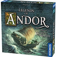 Legends of Andor: Journey to the North Product Image Downloads