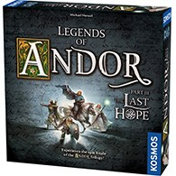 Legends of Andor: The Last Hope Product Image Downloads