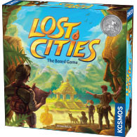 Lost Cities Board Game Product Image Downloads