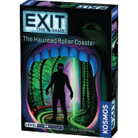 Exit: The Haunted Roller Coaster Product Image Downloads