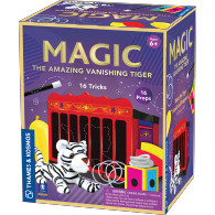 Magic: The Amazing Vanishing Tiger
