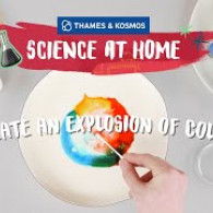 Create an Explosion of Color (VIDEO)