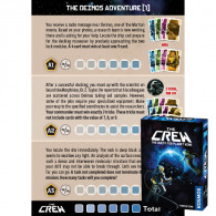 The Crew: The Deimos Adventure 1 (PRINT-N-PLAY GAMES)