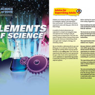 Elements of Science Experiments with Water (EXPERIMENT)