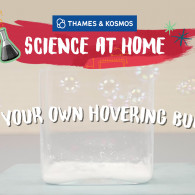 Make Your Own Hovering Bubbles (VIDEO)