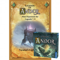 Legends of Andor: Journey to the North  – Varatan's Lighthouse Mini Expansion (PRINT-N-PLAY GAMES)