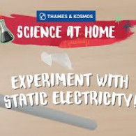 Experiment with Static Electricity (VIDEO)