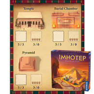 Imhotep – The Stonemason's Wager Mini Expansion (PRINT-N-PLAY GAMES)